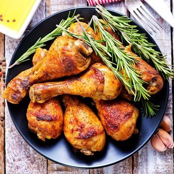 Курица по-гречески