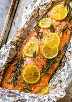 Рыба по-провански
