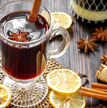 Alpine mulled wine