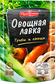 "Green grocery ""Mushrooms and vegetables"" 30g"