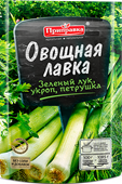 Green grocery «Green onion, dill, parsley» 20g