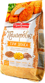Bread crumbs «Three cereals» 180g