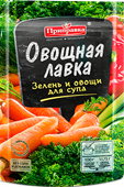 Овочева лавка «Зелень і овочі для супу» 40г