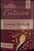 Exclusive Professional Натуральна приправа «Суміш перців» без солі 35г